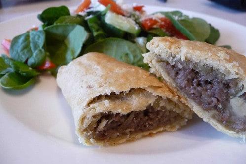Jamaican Meat Patties Recipe