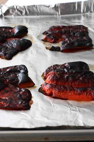 How to Roast a Bell Pepper   cookincanuck.com