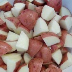 Smoky Herb Roasted Potatoes