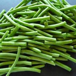 Crunchy Green Bean & Sweet Tomato Salad