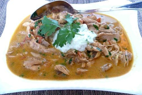 Rich & Savory Chicken Curry