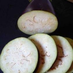 Fried Eggplant Balls with Melted Mozzarella Centers Recipe (Polpette di Melanzane)