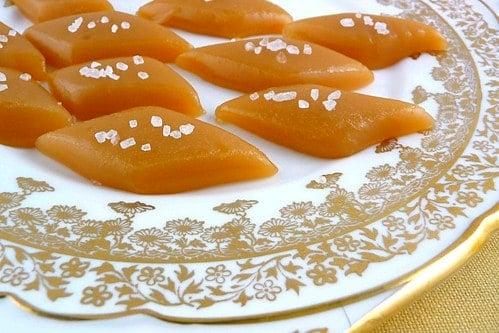 Sea Salt Caramels Recipe