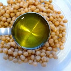 Spicy Roasted Chickpeas with Rosemary & Brown Sugar Recipe