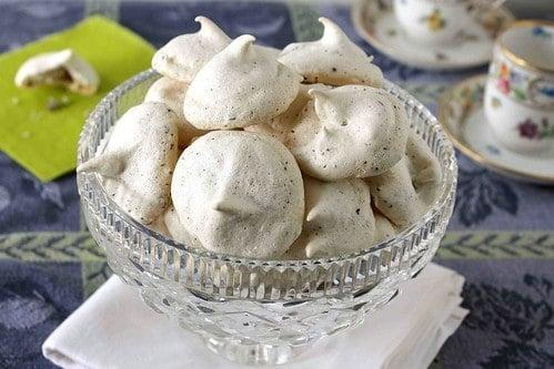 Chocolate & Peanut Butter Meringue Cookies Recipe