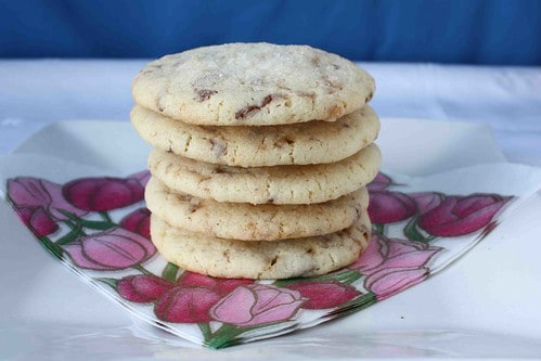 Heath Bar Chocolate & Toffee Sugar Cookies Recipe