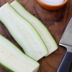 Zucchini, Tomato & Gorgonzola Puff Pastry Tart Recipe