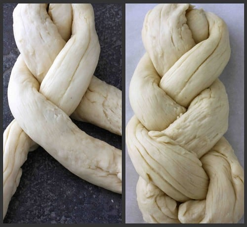 Challah Bread (Braided Egg Bread)...Great for sandwiches and French toast!