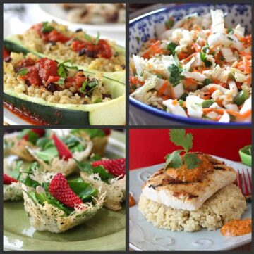 New Year's Recipe for health weight loss
