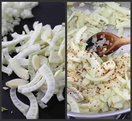 Shrimp & Fennel Soup