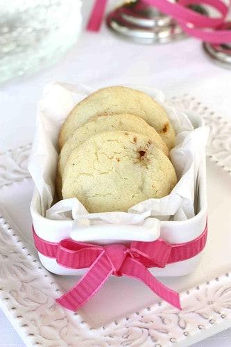 Chocolate Caramel Sugar Cookie Recipe