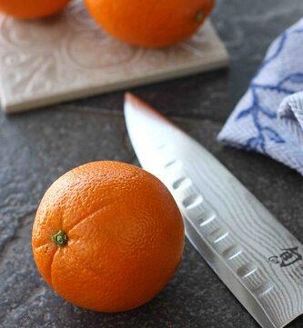 How to: Segment an Orange Tutorial Citrus