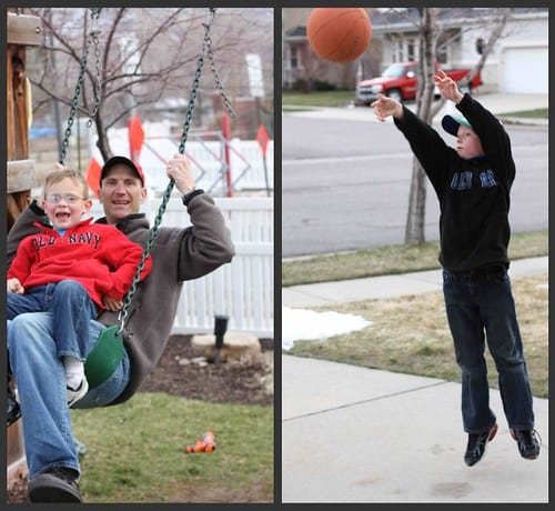 Spring Fun Collage