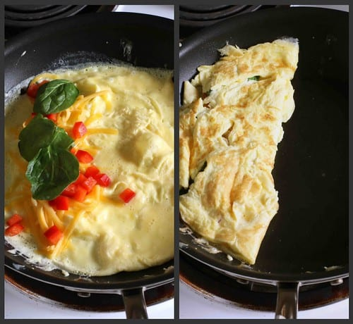 How to: Make an Omelet Collage 2