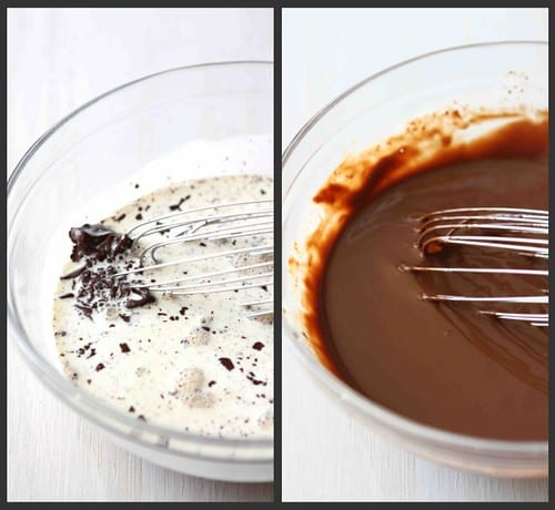 Almond Joy Ice Cream Collage 1
