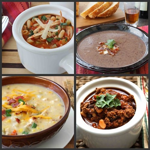 Fall Collage 3: Tailgating Comfort Food Recipe