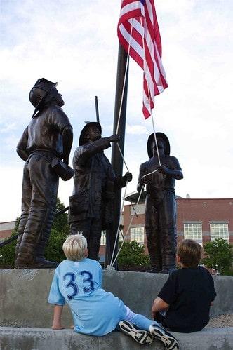 Remembering 9-11 7