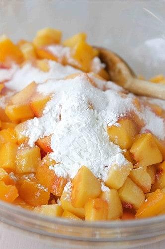 Peach Crumb Bars 2