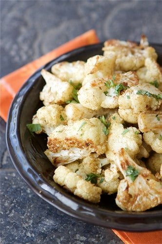 Roasted Cauliflower 4