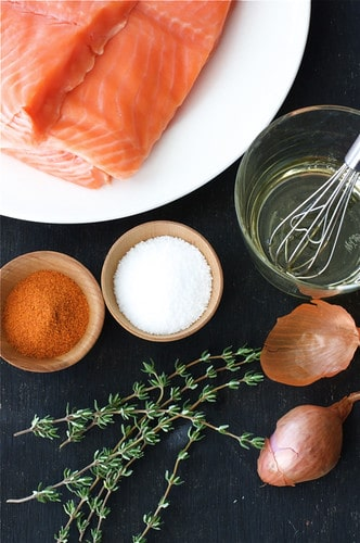 Honey Thyme Trout 1