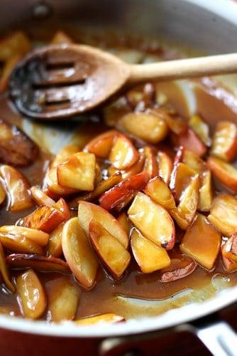 Caramel Apple Sundae 3