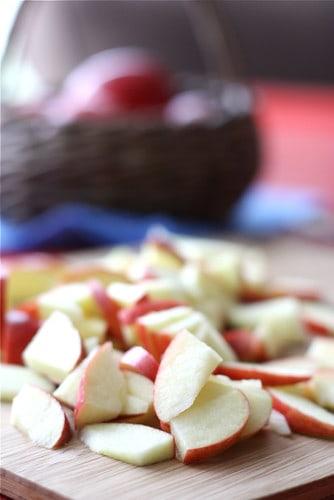 Caramel Apple Sundae 1
