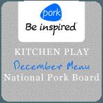 Crown Roast of Pork with Vegetable Paella & Romesco Sauce Recipe