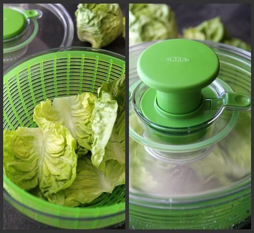 Lettuce Cups Shrimp Avocado Collage 1