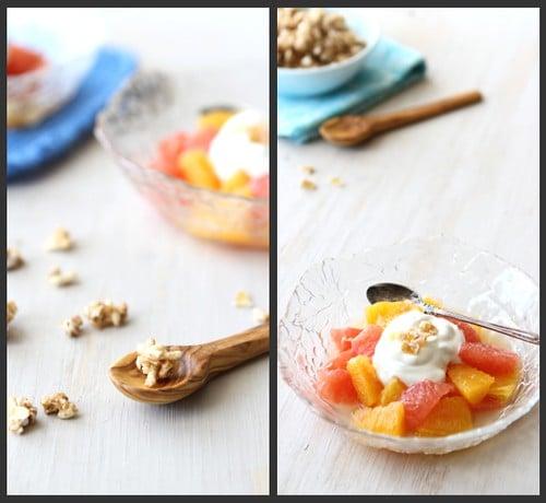 Grapefruit Compote Collage 1