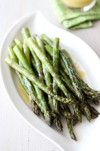 Roasted-Asparagus-with-Miso-Lime-Dressing-Cookin-Canuck
