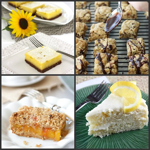 Mother's Day Recipes: Breakfast, Lunch, Beverages & Desserts