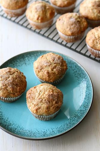 Peanut Butter, Banana & Honey Muffin Recipe
