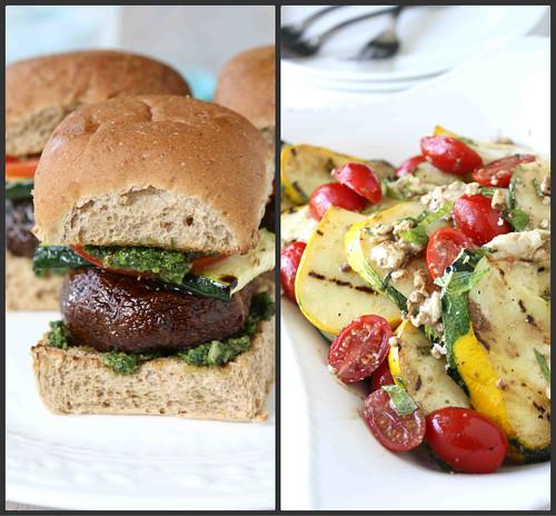 Ten Vegetarian Grilling Recipes