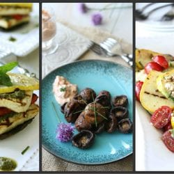 Ten Vegetarian Recipes for the Grill