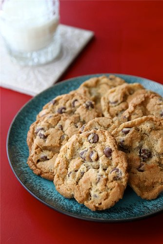 Amazing Chocolate Chip Cookies by Savory Sweet Life