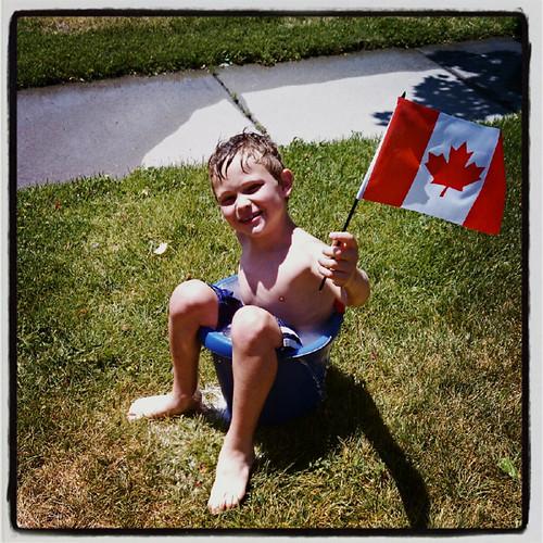 CanadaDayFlag