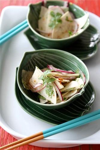 Thai Jicama & Red Onion Salad Recipe