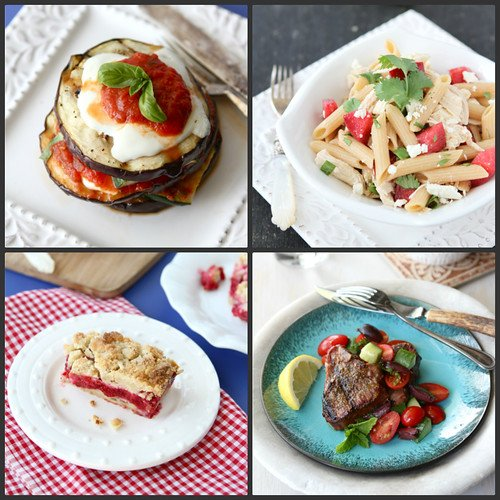 Grilling & Backyard Barbecue Recipes for Labor Day