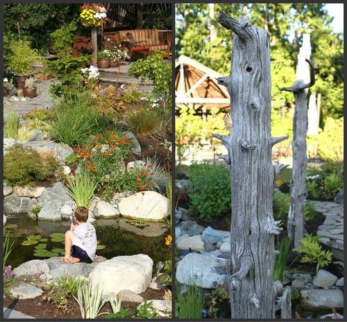 A Garden Oasis in Victoria, B.C.