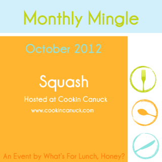 Monthly Mingle October: Squashes…Join Me!