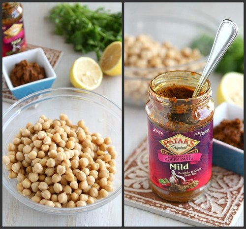 Creamy Curry Hummus Recipe: A Healthy Snack by Cookin' Canuck