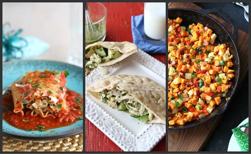 Leftover Turkey & Ham Recipe Ideas