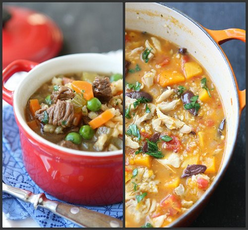 Healthy Stew and Soup Recipes