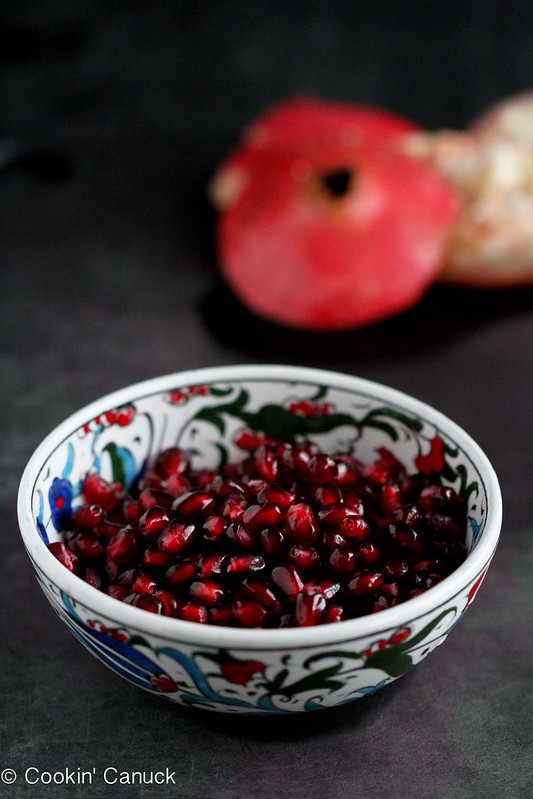 How to Seed a Pomegranate, with step-by-step photos