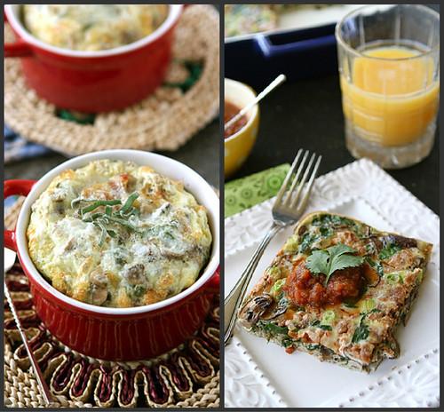Egg Breakfast Recipe Ideas