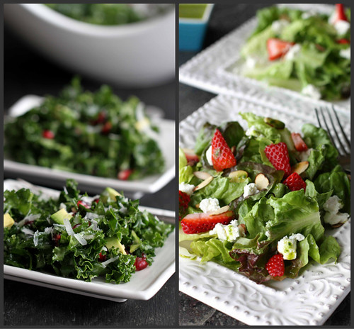 Salad Recipes by Cookin' Canuck