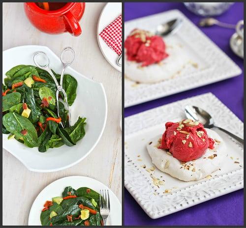 Creamy Mushroom Risotto Recipe & Other Valentine's Day Ideas #recipe #valentinesday