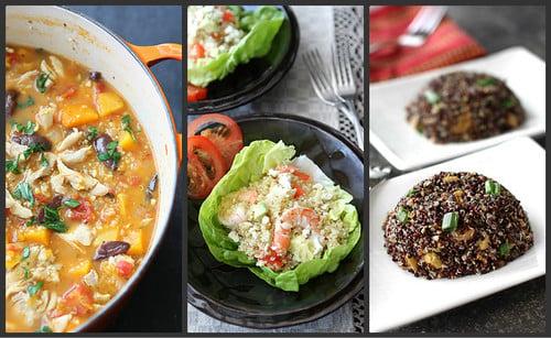 How to: Freeze Quinoa {And Quinoa Recipe Link-Up} #quinoa #healthy