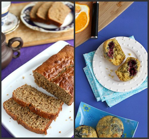 Lightened-Up Baked Goods Recipes