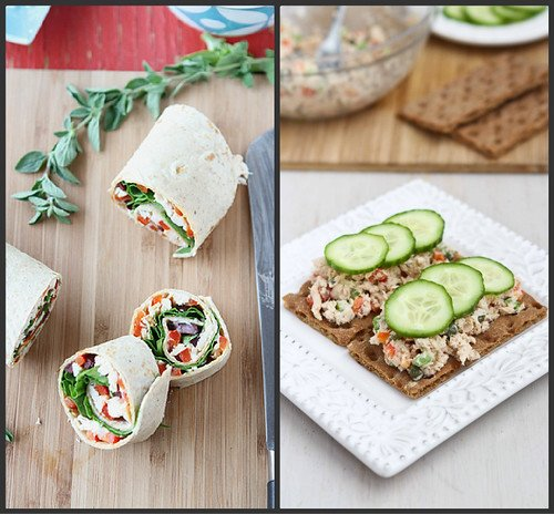 Low-Fat Lunch Recipes by Cookin' Canuck